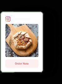 Instagram order